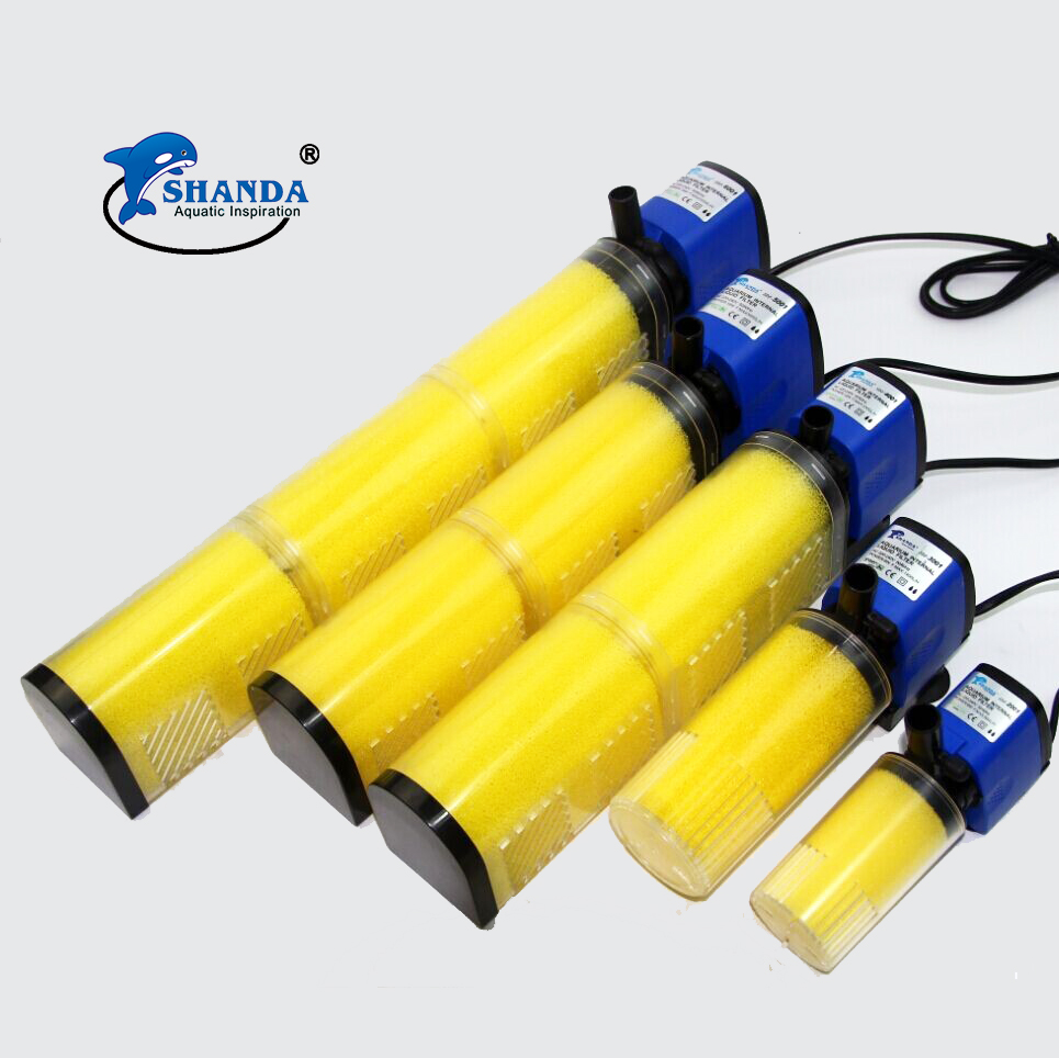 SHANDA aquarium Internal Filter Liquid Filter SDF-4001