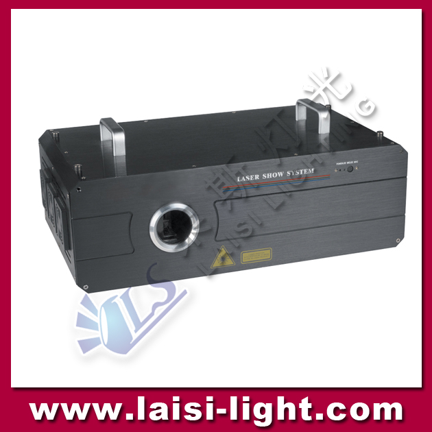 1W/2W/3W Full Color Single Green Laser Carton Laser Stage Light