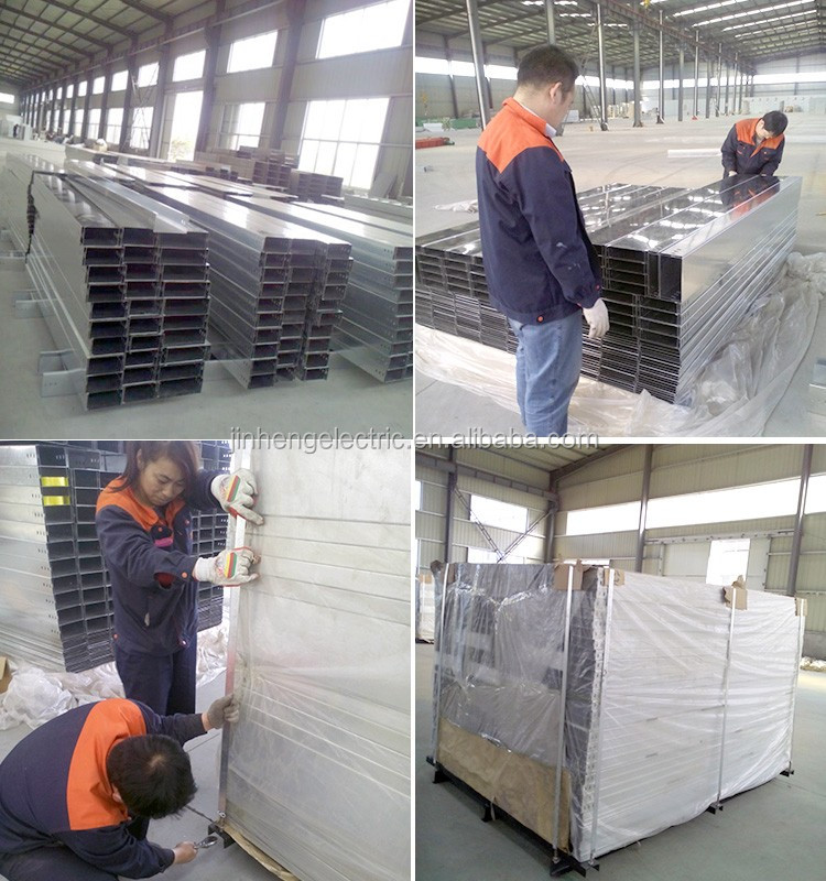 HDG perforated Cable Trunking cable tray