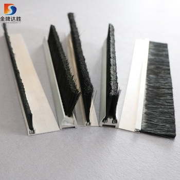 Threshold Seal Sliding Door Nylon Brush Strip