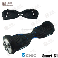 CHIC Balancing Scooter Case with 19 Colors 2016 Top Sale 2 wheel hoverboard silicone case by DHL