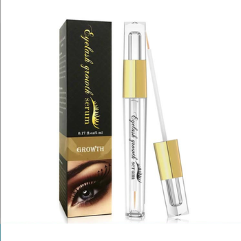 Eyelash Growth Enhancer & Brow Serum สำหรับยาว Luscious Lashes