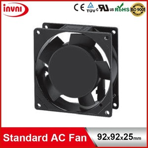 Standard SUNON 9225 92x92 220 230 240 Volt Exhaust 92mm AC Cooling Fan 220V 230V 240V 92x92x25 mm (SF23092A 2092MST.GN)