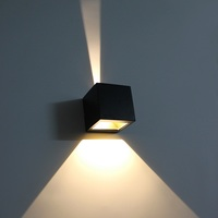 Kontak contemporary led lighting wall light restroom bathroom reading sconce lamp fixture