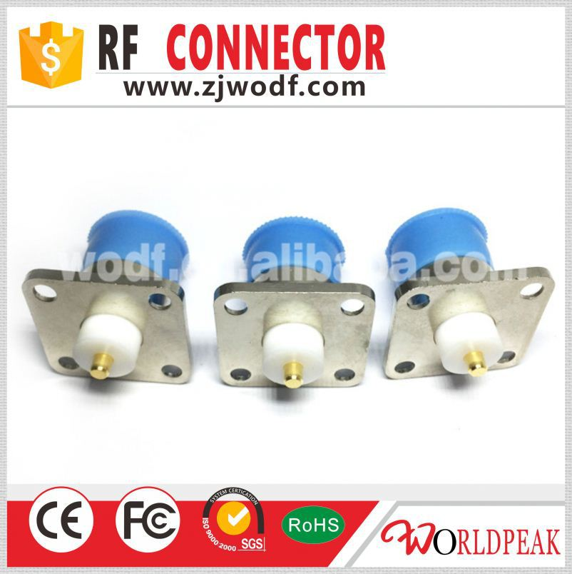 Voton N series female/jack 4hole flange connector