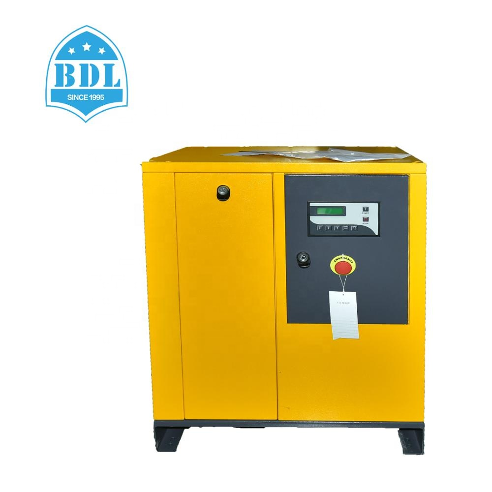 Mini air compressor station 7.5kw 10HP Draagbare luchtcompressor