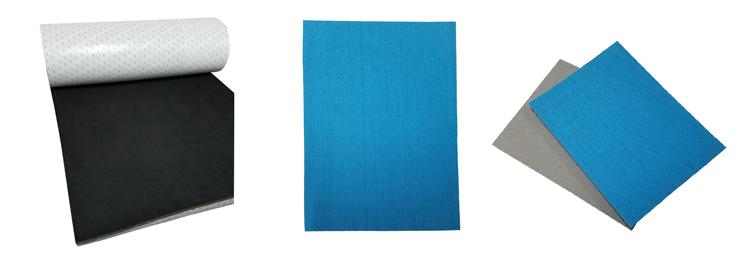 Melors Supplier UV Resistant Paddle Board SUP EVA Deck Grip Pad