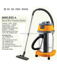 Hot selling35L hoover vacuum cleaner capet tools for hotel motor same with Chaobao