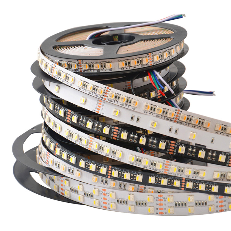 Christmas Decoration 5050 60led/m 5M /roll 9W Flexible LED Strip Outdoor/Indoor Decorative lights Waterproof 12v led light strip