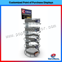 Professional outdoor advertising digital display stand/digital price display for supermarket