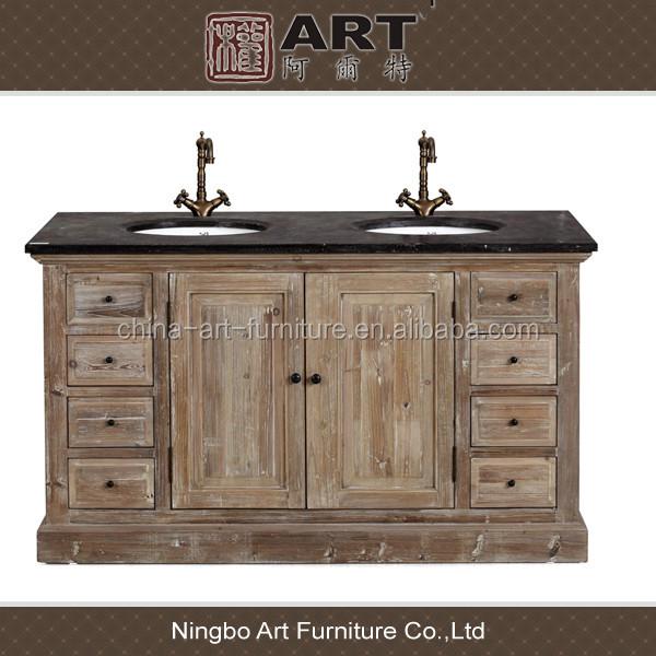 antieke badkamer meubels europese ontwerp gerecycled hout