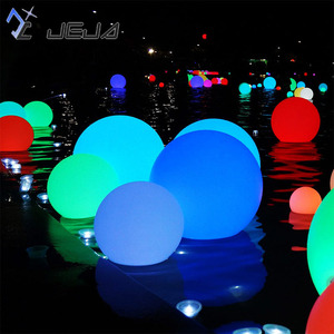 Small battery operated ip68 led floating pool lights