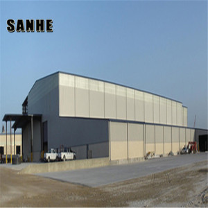Prefab steel structure warehouse office / workshop / factory building sheds at low price cost