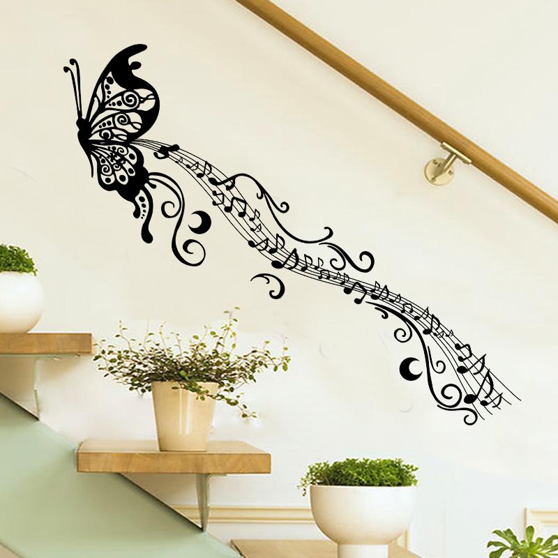 Venta Al Por Mayor Vinilos Decorativos Mariposas Compre