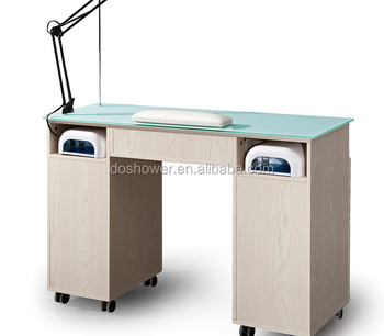 Modern Nail Furniture Professional Manicure Table For Nail