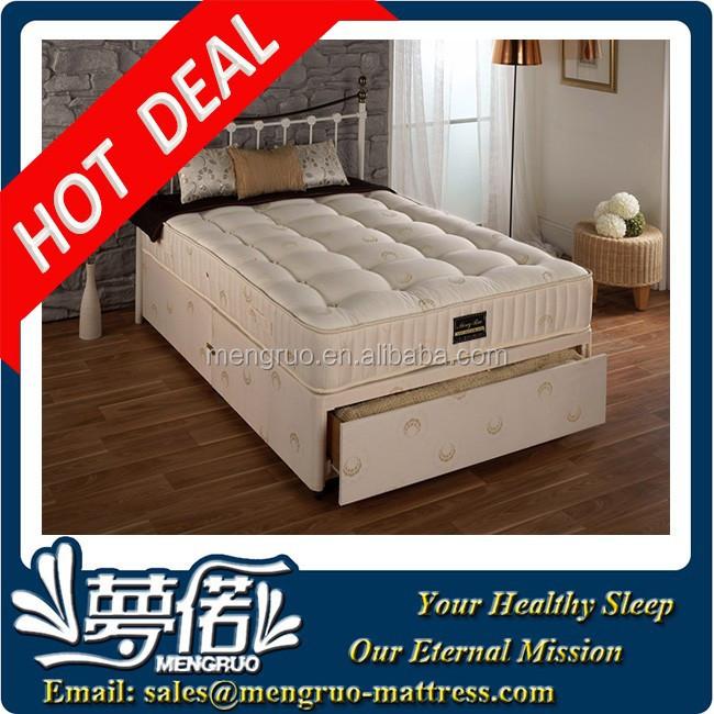 Muebles usados de resortes rey tamaño dulce sueño colchón-Colchones ...