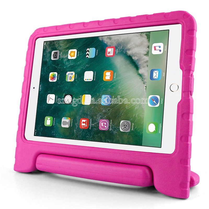 Whole sale EVA foam case for new ipad 9.7  , for ipad 2018 case kids friendly ipad case