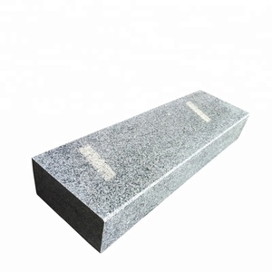 Cheap Arc Shape Grey Granite Curb Stone