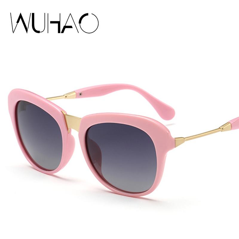 2016 Kids Polarized Sunglasses Brand Designer baby Boys&girls children Oversized Sun Glasses UV400 Oculos de sol WH395