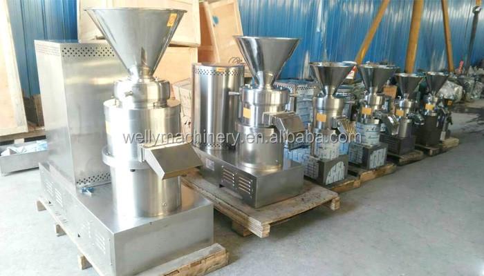Lebensmittelverarbeitende Milchbuttermaschine für Fabrik