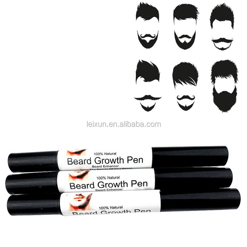 100% natural Beard Growth pen beard enhancer