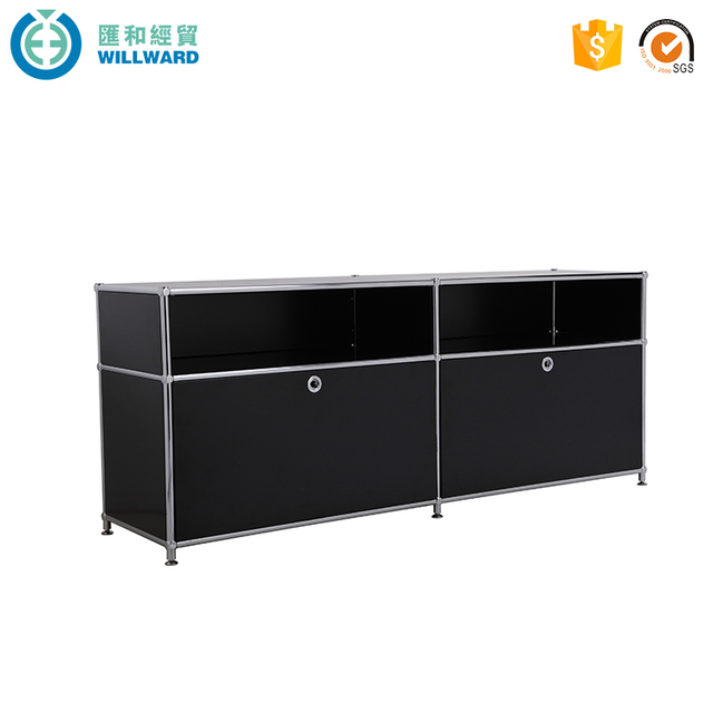 Commercial Furniture Steel 4 Drawer Filing Office Iron Cabinet