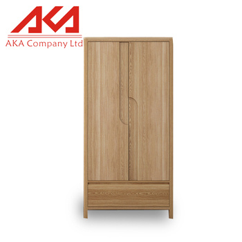 scandinavian bedroom furniture tall wood oak wardrobe. Scandinavian Bedroom Furniture Tall Wood Oak Wardrobe   Buy Solid