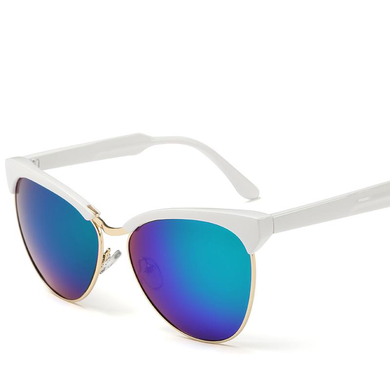 Venta al por mayor sunglasses marco semi-Compre online los mejores ...