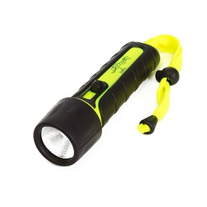 High Quality Waterproof Torch IP 68 Led Diving Flashlight