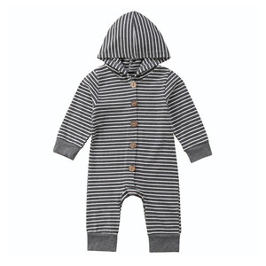 Boutique Children Clothing 100% Cotton Infant Baby Rompers Jumpsuit Baby Boys Clothes
