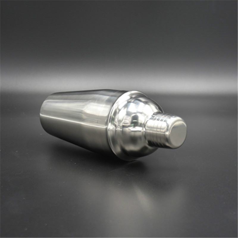 wholesale stainless steel customized copper large boston cocktail shaker for promotional gifts