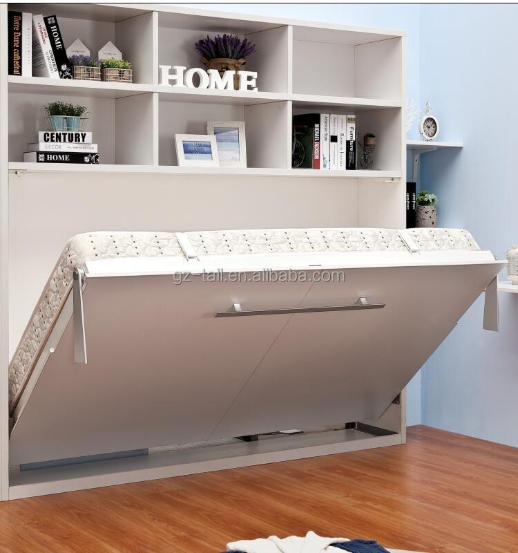 hohe qualit t klappbett m bel horizontale wei e wand bett klappbett produkt id 60534815697. Black Bedroom Furniture Sets. Home Design Ideas