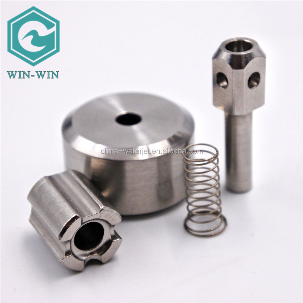 water jet part waterjet high pressure check valve discharge