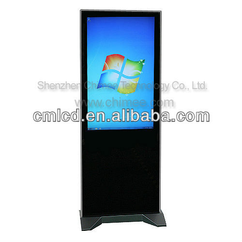 46inch lcd promotional display monitor all in one computer desktop