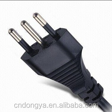 IMQ Italy 3pin approval AC Power Cords & Extension Cords