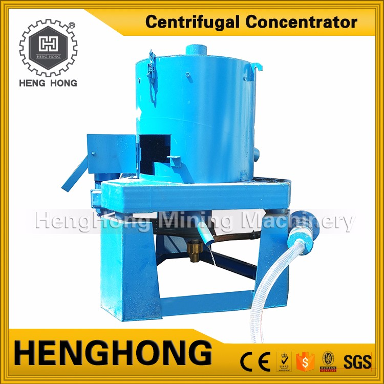 Gold placer mining washing plant knelson concentrator, gold centrifugal concentrator price for sale