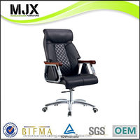 Durable hot-sale luxury executive office chairs footrest