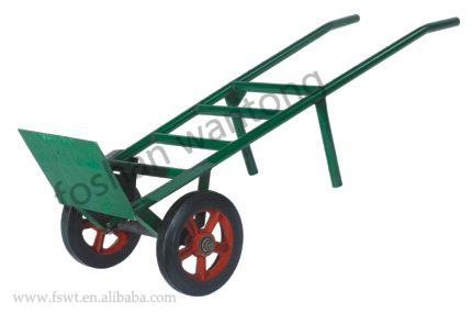 Movable Transport Tools 500kg Heavy Duty Two Wheel Hand Cart