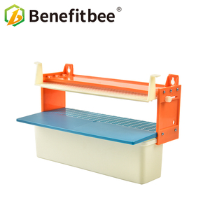 Plastic bee pollen trap of benefitbee beekeeping equipment