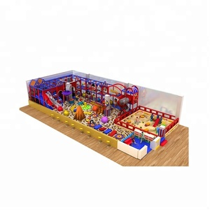 Dream style kids adventure soft play system and toddler plays indoor area