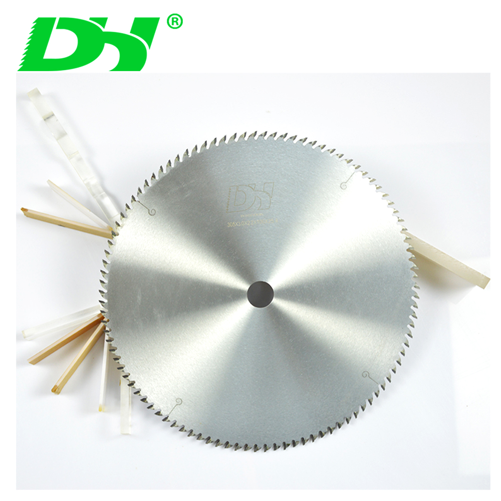 Reliable manufacture tct lenox band saw blades for wood cutting