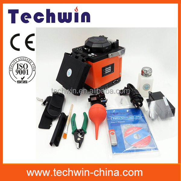 Art Fiber Splicer Techwin TCW-605 Fusion Splicer Machine Price