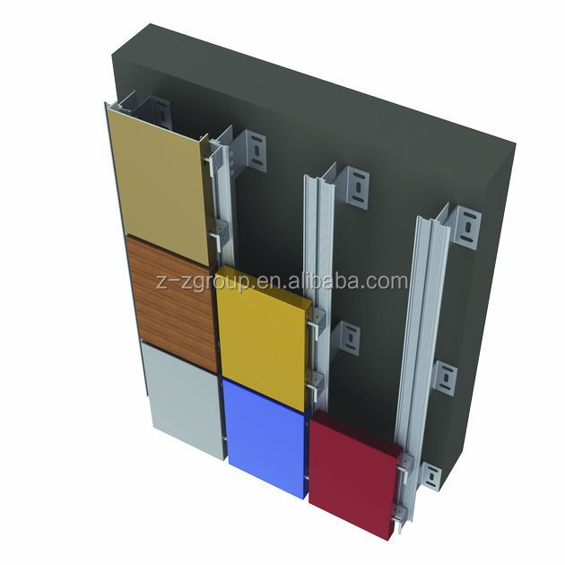 aluminum composite panel for Wall clading Material Interior ACP Panel Suppiler