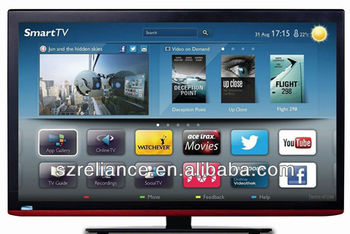 led 42 inch smart led tv mobile vedio hdmi to yuv