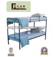 Metal Bunk Bed for Military Used/Military Bed with mattress/Dormitory Bunk Bed Furniture of School