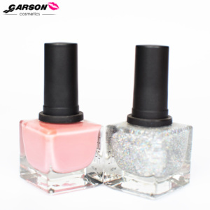 Traditional multi-Color nail polish nail supplies glitter nail polish