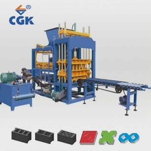 Brand new hand press brick machinery concrete blocks raw material paving hollow making machine 5-15 with high quality