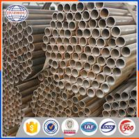 With A Quality Management System Widely Used 25mm Galvanized Erw Steel Pipe For Gas And Oil Project