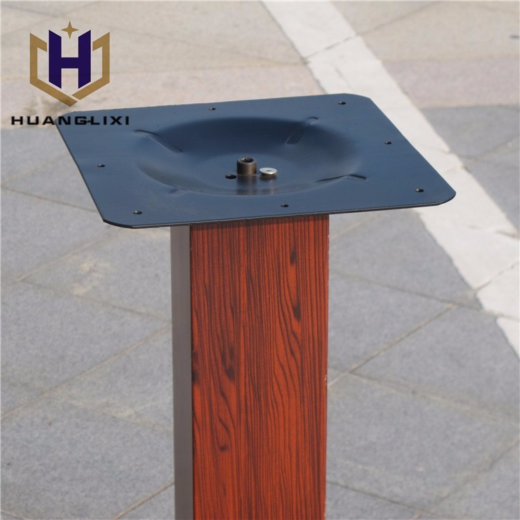 Cast Iron Table Legs For Sale: Unique Square Metal Dining Table Leg,Furniture Feet