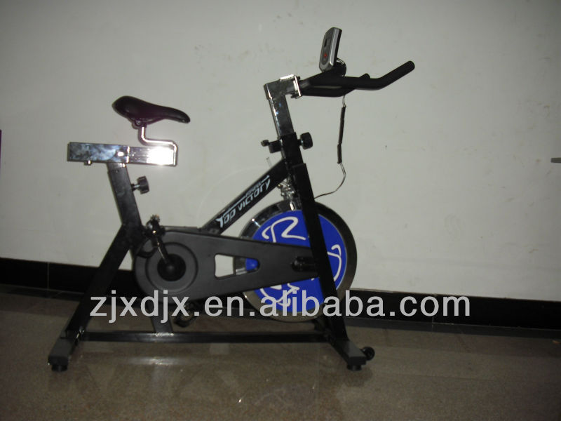 Fitness equipment chain exercise bike for home use